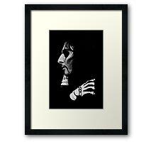 Alice Cooper #4 Framed Print