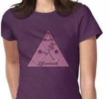 #lilluminati #confirmed Womens Fitted T-Shirt