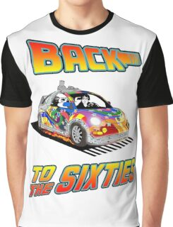 Back To the Sixties Graphic T-Shirt