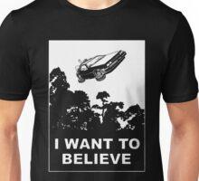 I believe in Delorean Unisex T-Shirt