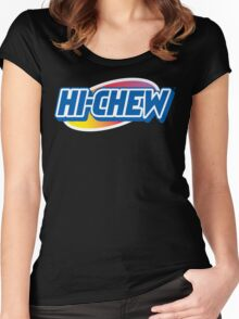 Hi-Chew Love Women's Fitted Scoop T-Shirt