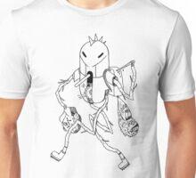 Patata agresiva Unisex T-Shirt