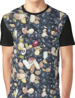 beans, mixed colours Graphic T-Shirt