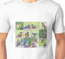 The Diary of a Mad Bluebird Unisex T-Shirt