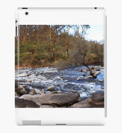 Murray River in a rush 2 iPad Case/Skin