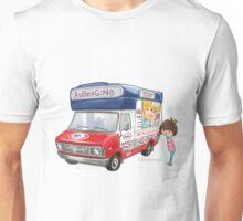 lolo ice cream car Unisex T-Shirt