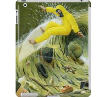 Garbage Wave iPad Case/Skin