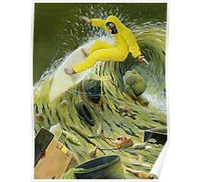 Garbage Wave Poster