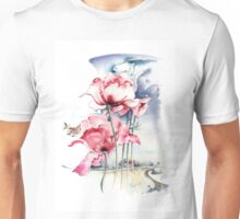 """Song About the Earth"" from the series ""Blossoming Planet"" Unisex T-Shirt"