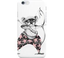 Koala ambush iPhone Case/Skin