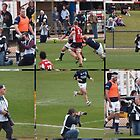 Canberra Rugby  by Tom McDonnell