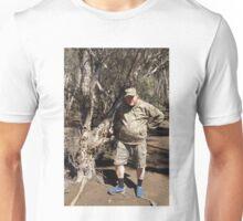 Mark in Camo Unisex T-Shirt