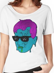 Melting Face Women's Relaxed Fit T-Shirt