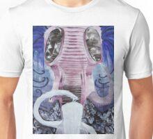 Gas Mask Elephant Unisex T-Shirt