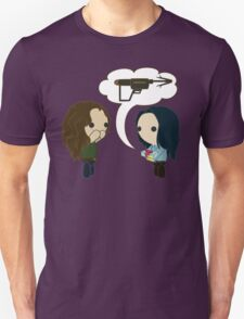 You Were Coveting My Grappler Unisex T-Shirt