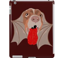 Bat Dog! Vampire Puppy Cartoon Monster iPad Case/Skin
