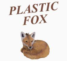 Plastic Fox by Andrew Alcock
