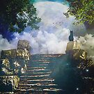 Moon Stairs by seamless