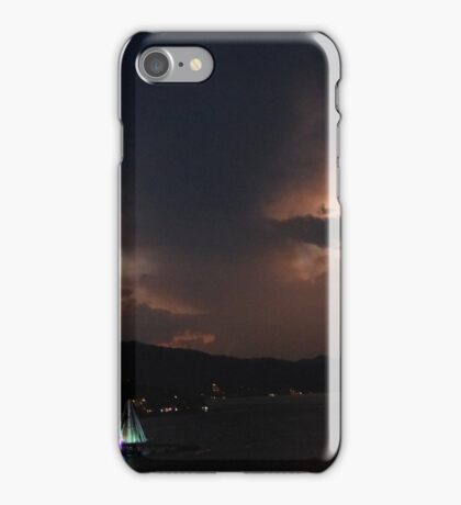ultima luz iPhone Case/Skin