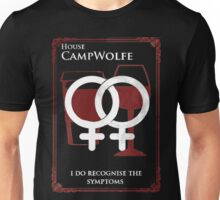 House CampWolfe Unisex T-Shirt