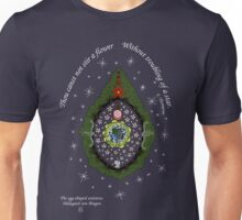 The egg-shaped universe Unisex T-Shirt