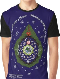 The egg-shaped universe Graphic T-Shirt