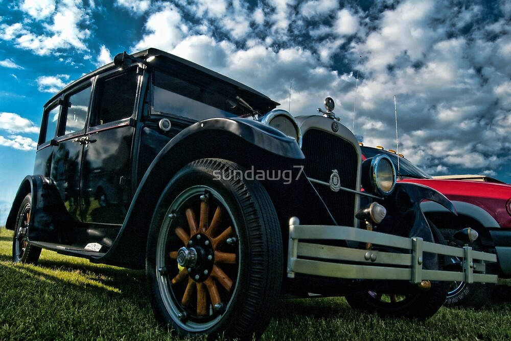 1927 Dodge Brothers by sundawg7