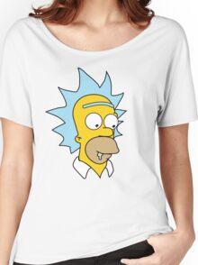 Homerick Simpson Women's Relaxed Fit T-Shirt