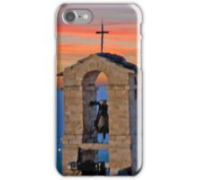 Bell Of Assisi iPhone Case/Skin