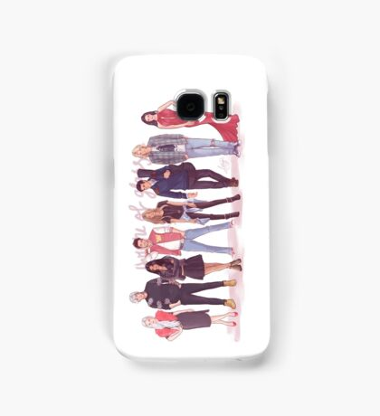 Throne of Glass - Modern day Samsung Galaxy Case/Skin