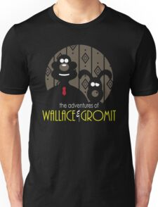 Wallace and Gromit Unisex T-Shirt