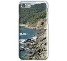 Sea near Framura iPhone Case/Skin