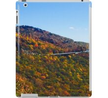 Autumn on the Blue Ridge Parkway iPad Case/Skin