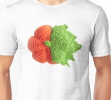 Pumpkin knitted Unisex T-Shirt