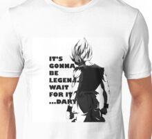super wait for it sayan Unisex T-Shirt