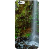 Curtis Falls - Mt Tamborine Qld Australia iPhone Case/Skin