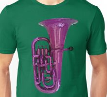 Purple Euphonium Unisex T-Shirt