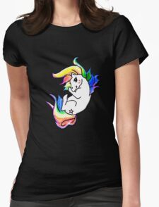 my lil pony Womens Fitted T-Shirt