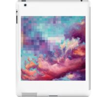Pixel Clouds iPad Case/Skin