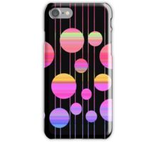Pink  spectrum elegance   iPhone Case/Skin