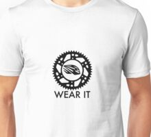 Wear your Helmet!  Unisex T-Shirt