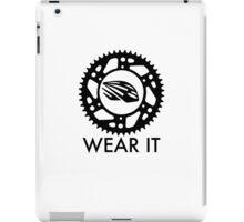 Wear your Helmet!  iPad Case/Skin