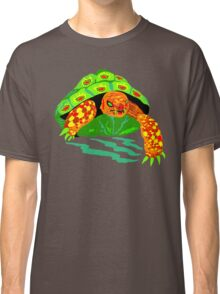 The Creeping Menace Terrifying Turtle Classic T-Shirt