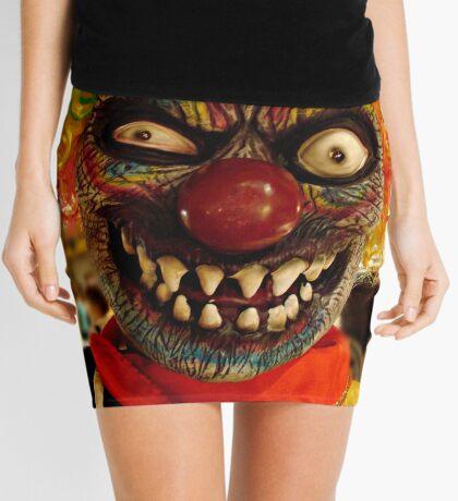 """""""Clowning Around"""" Mini Skirt"""