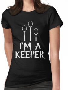 Am A Circus Keeper Womens Fitted T-Shirt