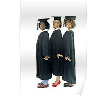 A Different World Graduation  Poster