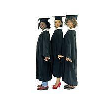 A Different World Graduation  Photographic Print