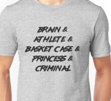 The Breakfast Club Squad Unisex T-Shirt