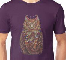Maine Coon Cat Totem Unisex T-Shirt