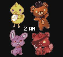 Five Nights At Freddy's by Ambercatlucky2